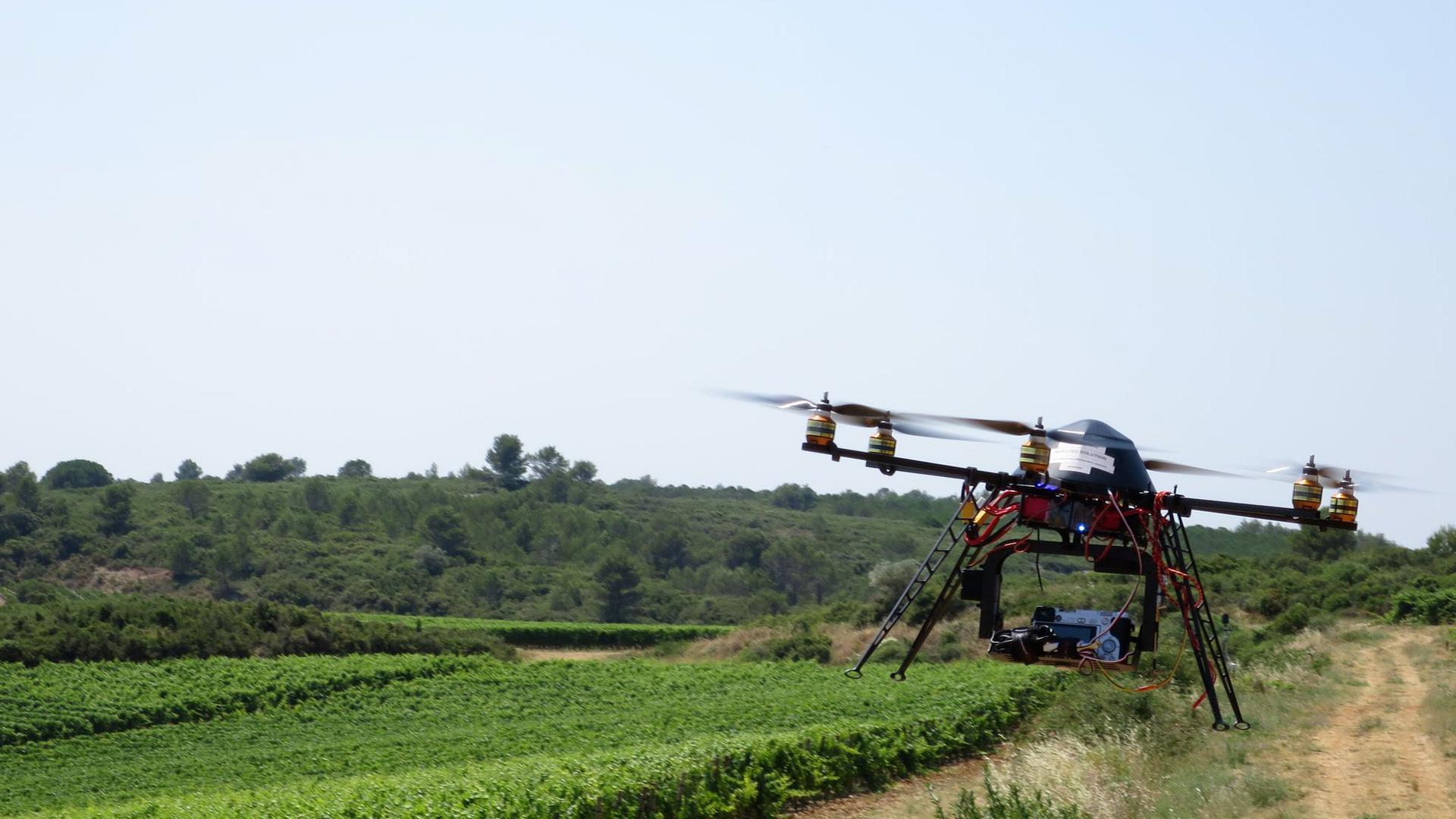 Digital agriculture | Montpellier SupAgro | France
